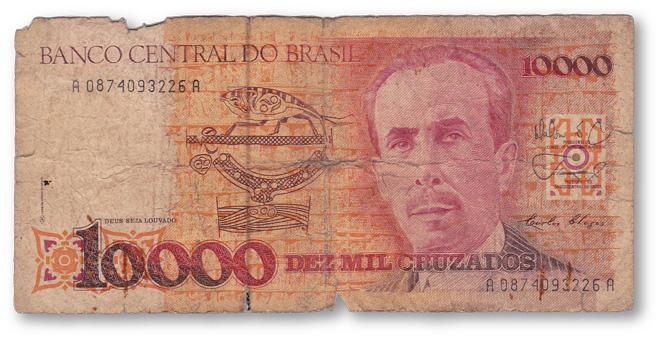 Um Tanto Gasta - UTG | Brasil Moedas
